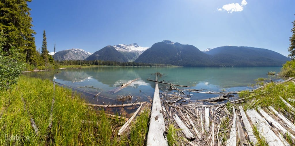 Cheakamus Lake, Whistler, British Columbia, Canada