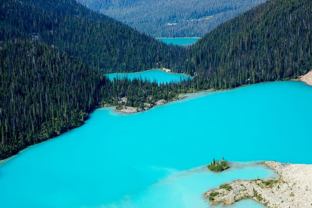 Jofree Lakes, British Columbia, Canada