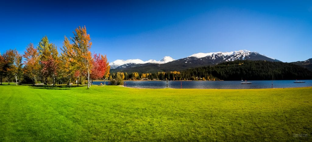 Rainbow Park in Whistler, Canada